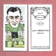 Preston North End Jack Fairbrother 16 (FC)